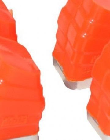 MBS Shock Block orange Mittel hart für MBS Matrix II trucks