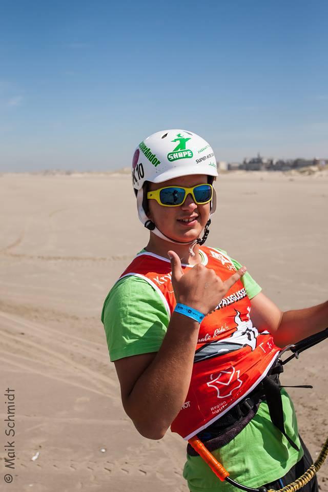 Pascal Schmidt unser Team Fahrer