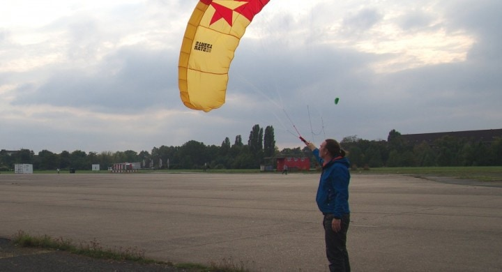 Street Star in 4m² von Born Kite Test bei Cityboarding Bild 001