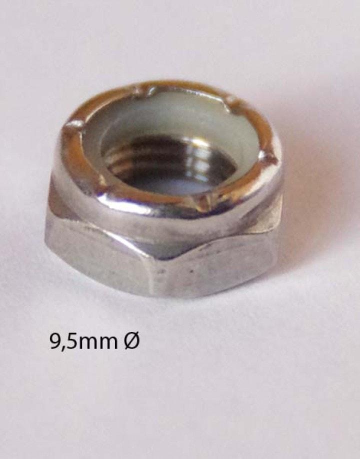 Mountainboard Achsmutter 9,5mm