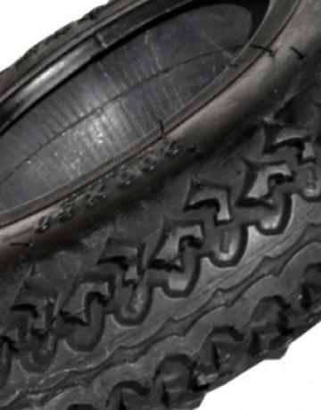 "MBS T3 8"" Mountainboard Reifen in schwarz bei Cityboarding"