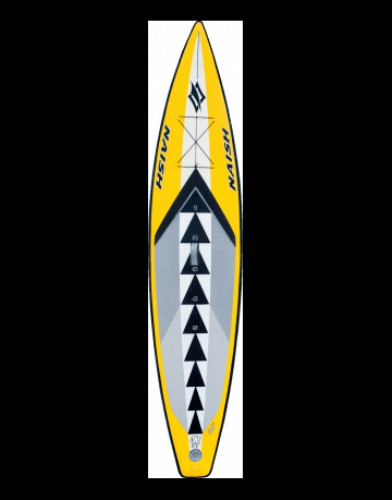 "Naish One Air 12'6"" (30"" x 6"") - 265 Liter SUP 2017 Deck"