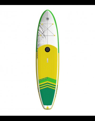 "Naish Nalu Crossover Inflatable 10'6"" LT 2018 SUP Board von oben"