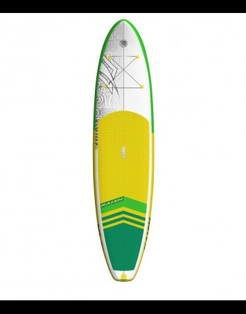 "Naish Nalu Inflatable 10'6"" LT 2018 SUP Board von oben"