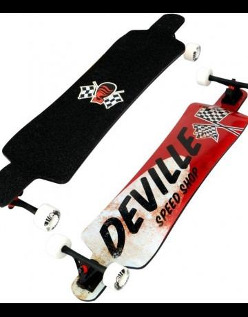 "Deville Bonnville 43"" Micro Drop Deck Longboard"