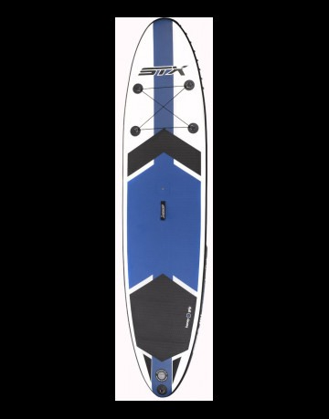"STX Inflatables SUP mit Windsurf Option 11'6"" deck"