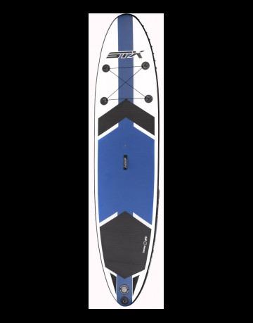"STX Inflatables SUP mit Windsurf Option 11'6"" deck"