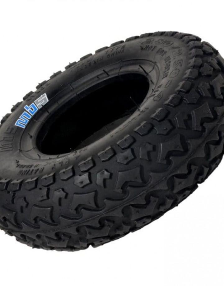 "MBS T2 9"" Mountainboard Reifen in schwarz bei Cityboarding"