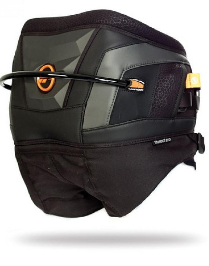 Prolimit Kite Seat Pro 2015 black/orange back