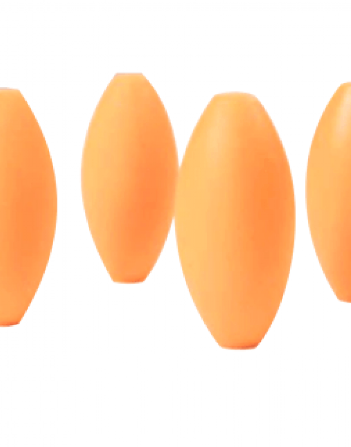 MBS Eggschocks Orange für Mountainboards