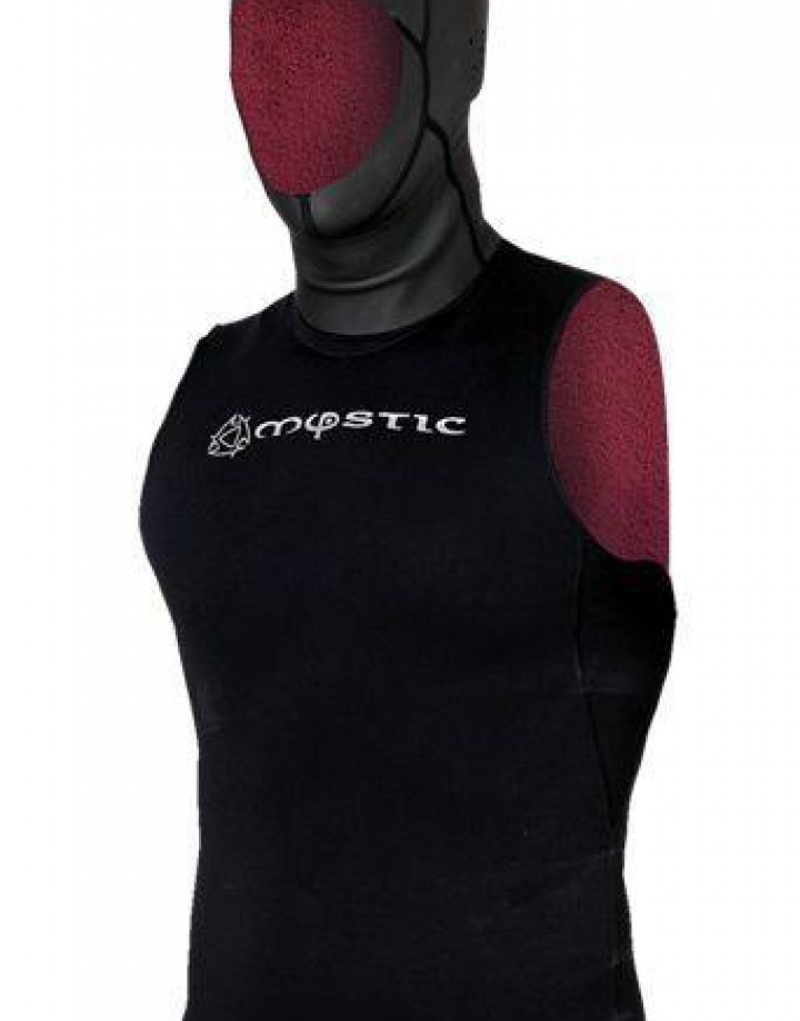 Mystic MATRIX Metalite Hooded sleeveless vest