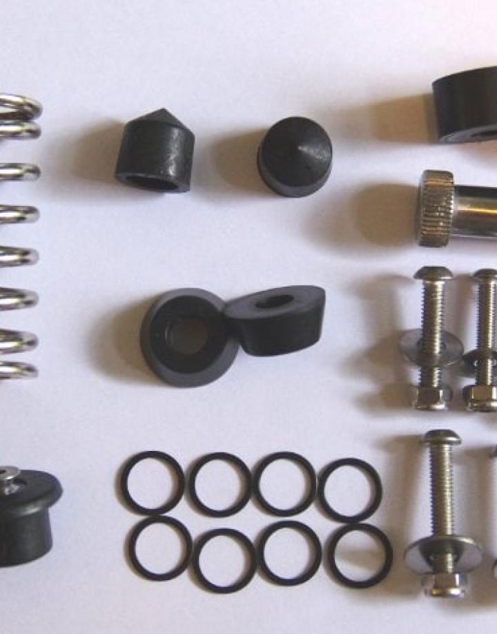 Scrub Save a Ride Kit universal für Skate und Cannel Trucks (Achsen)