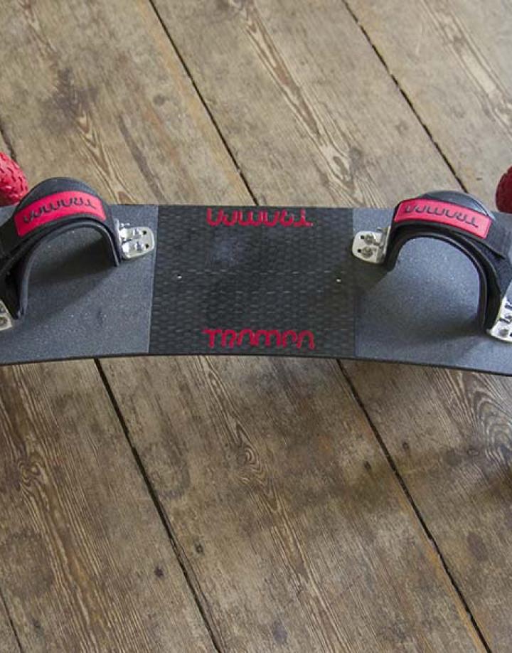 Trampa Mountainboard 05 oben